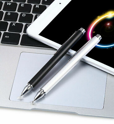 Thin Capacitive Touch Screen Pen Stylus For IPhone IPad Samsung Phone Tablets UK • 3.09£