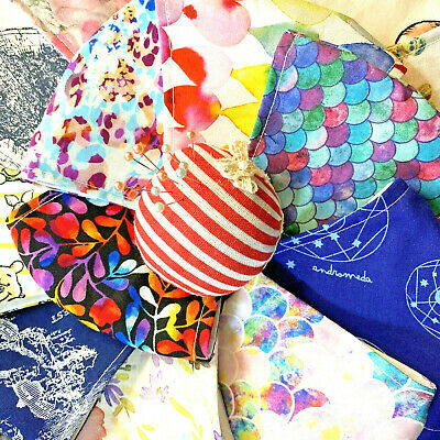 AU10.95 • Buy Kids / Adults Triple Layer Face Masks Washable Cotton Fabric Handmade Australia