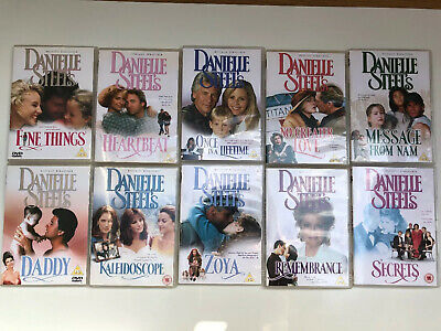 X10 Danielle Steel Digitally Remastered DVD Collection • 9.49£