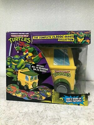 $ CDN79.99 • Buy Teenage Mutant Ninja Turtles Complete Classic Series Collection 23 DVD Sets New
