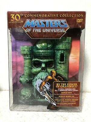 $68.27 • Buy NEW OPEN BOX  30th Anniversary Collection Commemorative, Masters Of The Universe