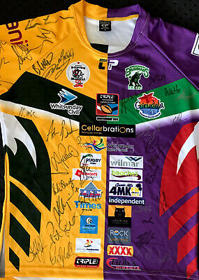AU85 • Buy Hand Signed Jersey Rugby League Shirt  Memorabilia  Legends League Australia NRL