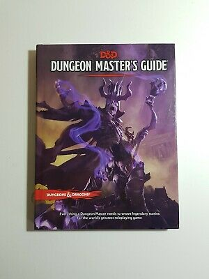 AU66 • Buy Dungeons And Dragons Dungeon Masters Guide 5th Edition