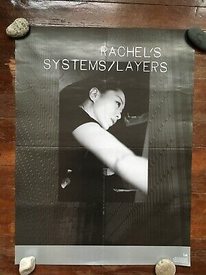 "$ CDN35 • Buy Rachel's ‎poster  Systems/Layers "" 2003 (Rodan, Shipping News)"