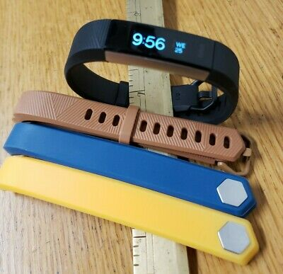 $ CDN37.70 • Buy Fitbit ALTA HR Wristband Activity Tracker FB408 Size Large Bands