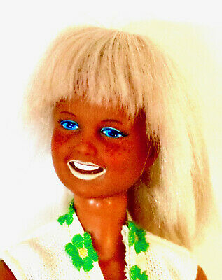 $72 • Buy Dusty Trade-in Special Doll In Box With Extras Lot Kenner 1976 Tennis Sports