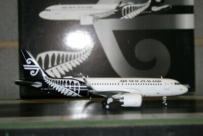 AU128 • Buy JC Wings 1:200 Air New Zealand Airbus A320neo ZK-NHA (XX2269) Model Plane