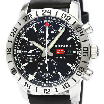 Polished CHOPARD Mille Miglia Chronograph Automatic Mens Watch 8954 BF517426 • 2,839£