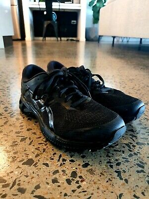 AU155 • Buy Asics Gel Kayano 26 Mens Running Shoes (All Black) Size 9.5