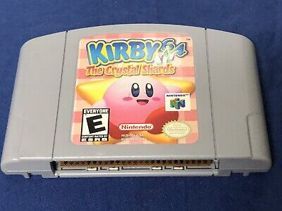 $ CDN64.95 • Buy Kirby 64 The Crystal Shards Nintendo 64 Game Authentic N64 Cartridge Only