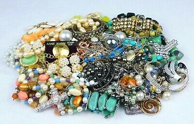 $ CDN30.69 • Buy  5+ Lbs Vintage & Modern Wearable Nice Condition Mixed Jewelry Lot #1