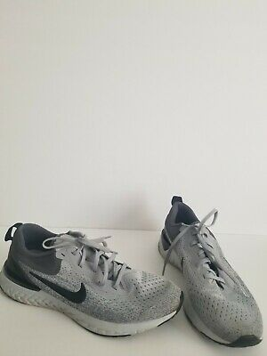 $ CDN34.99 • Buy Nice Womens Nike Odyssey React Size 11 Shoes Grey And Black Ao9820-003