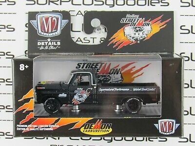 $ CDN15.73 • Buy M2 Machines 2020 O'Reilly's Exclusive 1969 FORD F100 F-100 RANGER Holley Demon