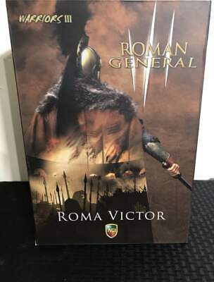 £408.16 • Buy 1/6 ACI TOYS ROMAN GENERAL FIGURE RUSSELL CROWE GLADIATOR Roma Victor NEW In Box