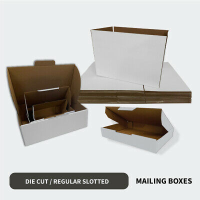 AU19.99 • Buy Mailing Box Shipping Mailer High Quality Cardboard A4 A5 BX1 BX2 BX6 31 SIZES