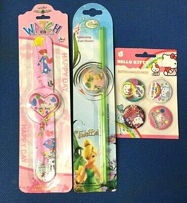 £4.50 • Buy Goody Bag Party Bag Fillers Hello Kitty Tinkerbell Disney