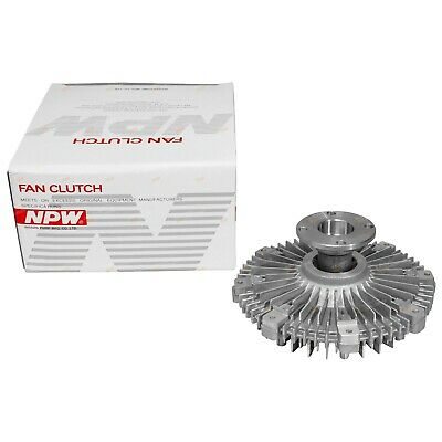 AU145.95 • Buy NPW Viscous Fan Clutch Coupling Holden Colorado RC 3.0L 4JJ1-TC Diesel Engine