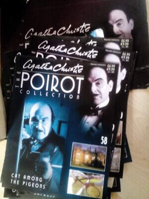 Poirot Complete Dvd Collection • 120£