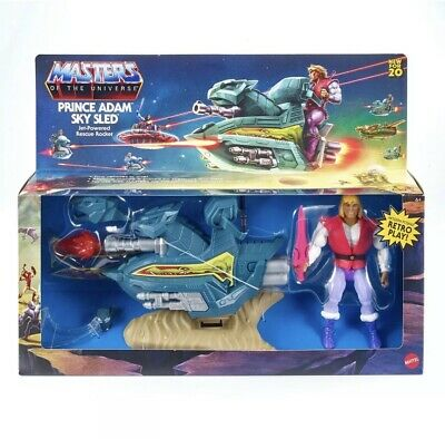 $59.99 • Buy Masters Of The Universe Origins PRINCE ADAM SKY SLED Mattel New For 2020