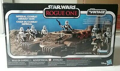 $ CDN53.38 • Buy Star Wars Vintage Collection Rogue One Imperial Combat Assault Tank Kenner  New