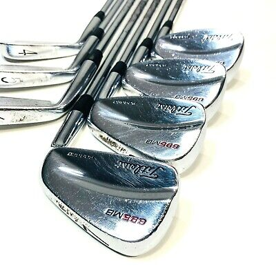 AU349 • Buy Titelst 695MB Irons (4-P) X100 - Good Condition, Free Post # 3595