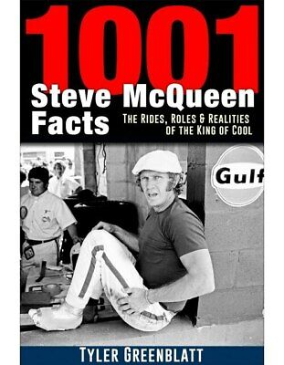 £37.01 • Buy 1001 Steve McQueen Facts - The Rides, Roles & Realities Of The King Of Cool (...