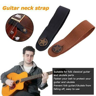$ CDN1.86 • Buy Neck Strap Button Antiskid Protector For Acoustic Guitar/Ukulele Lover New