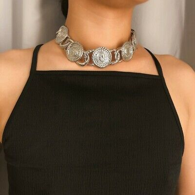 AU9.89 • Buy Link Necklace For Women Trendy Necklaces Christmas Party Jewelry Accessorie J5N6