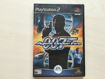 James Bond 007: Agent Under Fire (Sony PlayStation 2, 2001) PS2 Game UK PAL USED • 2.35£