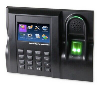 AU1000 • Buy 50 X U560-C Biometric Fingerprint Time Attendance In Time Recording System