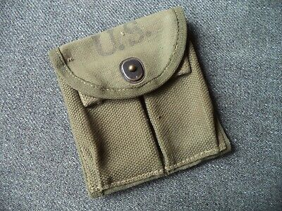 $ CDN33.25 • Buy WW2 US Army USMC M1 Carbine Stock Pouch HEPBURN.MFG CO 1943