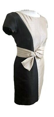 £12.99 • Buy ROMAN 14 Satin Style Bow Dress Occassion Dress / Wedding / Party / 🌺🌸🌹