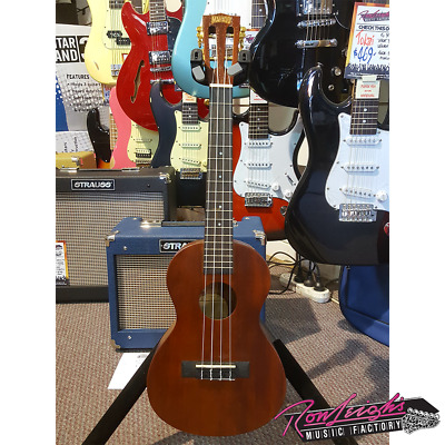 AU99 • Buy Mahalo MJ3TBR Java Tenor Ukulele With Bag In Natural Semi Gloss - B-stock (2)