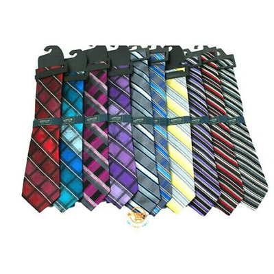 $10.37 • Buy New Arrow Mens Tie 100% Silk Size 3 1/8 Inches