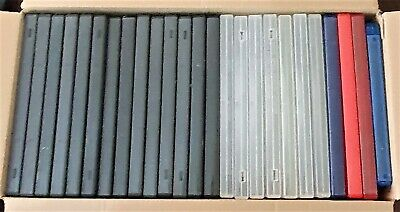 £7.49 • Buy 25 Empty DVD Cases Box 2 Used As Per The Photo