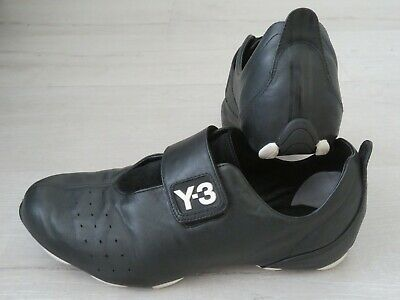 AU149 • Buy Y-3 YOHJI YAMAMOTO X ADIDAS Womens Sneakers, US 8, Black, Very Rare