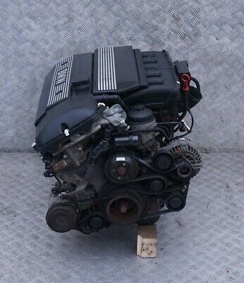 $1391.69 • Buy *BMW E46 325i Complete Engine M54 B25 256S5 192HP With 99k Miles WARRANTY