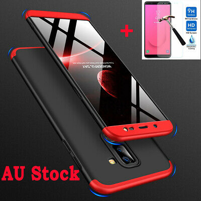 AU5.99 • Buy For Samsung Galaxy A8 J8 2018 Heavy Duty 360° Full Protection Armor Cover Case