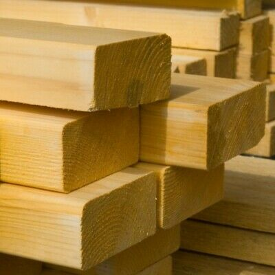 Cls Timber | Studwork Timber | Stud Wall Partitioning | Various Sizes And Packs • 28£