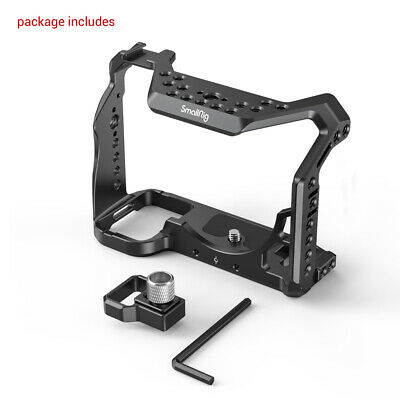 $ CDN78.94 • Buy SmallRig Camera Cage HDMI Cable Clamp For Sony Alpha 7S III A7S III A7S3 3007