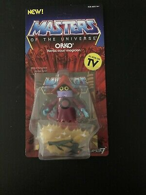 $34.99 • Buy New Motu Vintage Collection Masters Of The Universe Super7 5.5  Orko Figure Moc