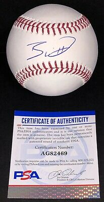 $ CDN92.46 • Buy Bobby Witt Jr Signed Autographed Kansas City Royals OML Baseball Psa/Dna