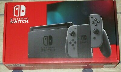 $ CDN520.99 • Buy Nintendo ~ Switch Console With Gray Controllers ~ (Newest Model) NIB!