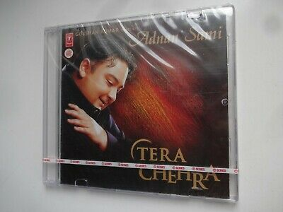 ADNAN SAMI ~ TERA CHEHRA ~ Not Bollywood Soundtrack / Hindi Album CD ~ 2002 • 6.95£