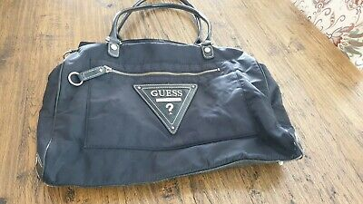 AU47.50 • Buy Genuine Guess Large Tote Handbag - Rrp $149 - Excellent Condition