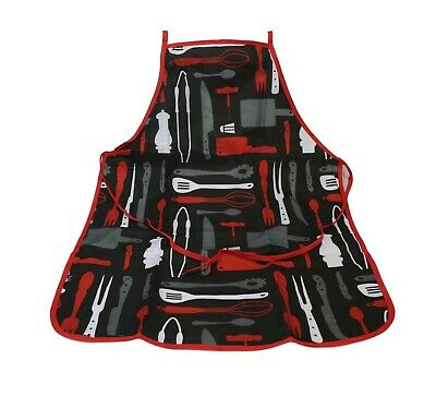 Chefs Apron BBQ Baking Cooking & Catering Apron For Men Women Ladies UK • 5.99£