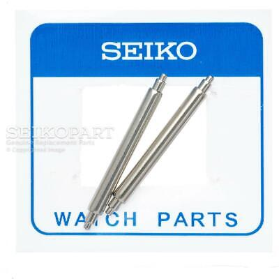 $ CDN15.53 • Buy 2 PCS Seiko C220FS 22 Mm Diver Fat Spring Bars SKX007 SKX173 6306 6309 7002 7S26