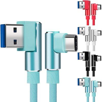 $ CDN7.79 • Buy For Samsung Galaxy Note 8 S9 Plus USB-C Type C Charging Data Sync Charger Cable