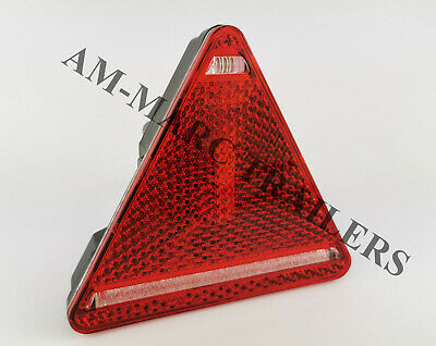 AU92.66 • Buy Was W68l 12-24v Universal Led Triangle Rear Combination Light Lamp Trailer L/h.