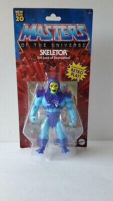 $27.99 • Buy MASTERS OF THE UNIVERSE ORIGINS  SKELETOR  5.5 Inch Action Figure - GNN88